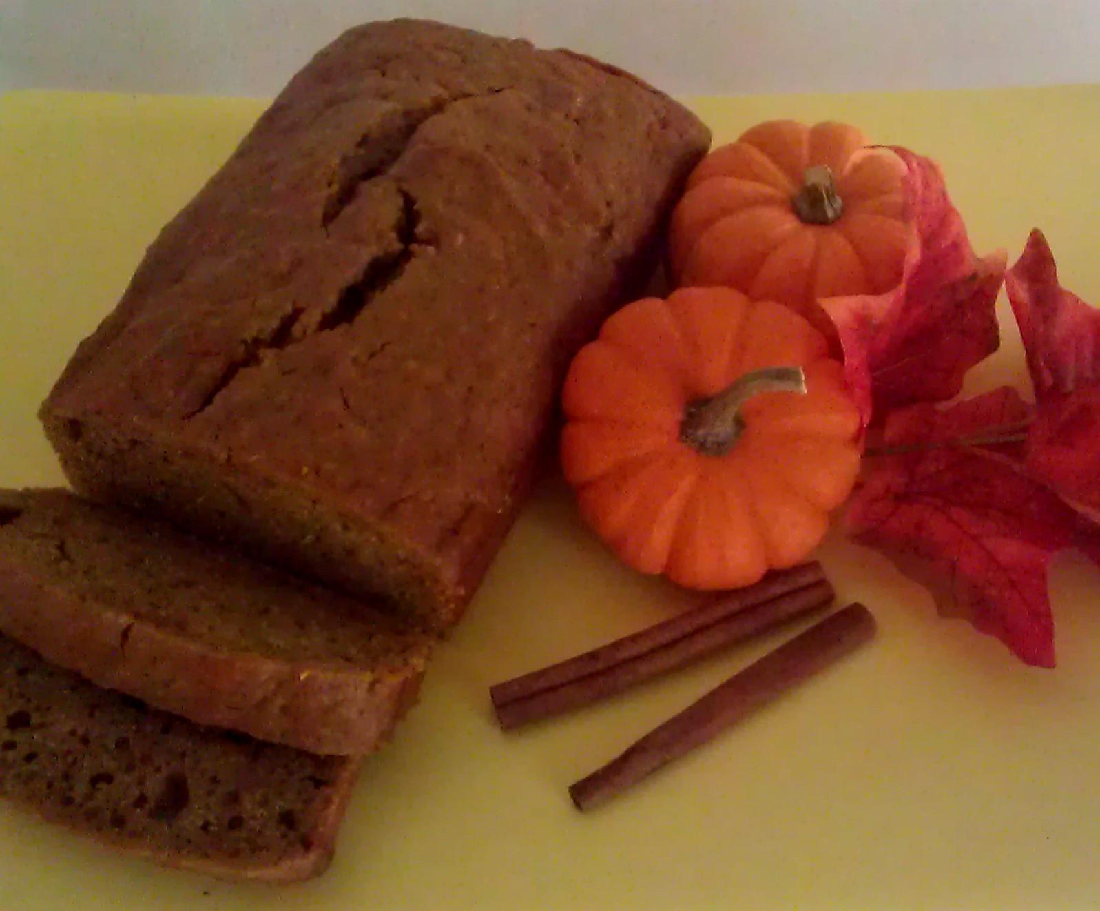 Pumpkin Gingerbread for Thanksgiving | Julia, Julie & I ...