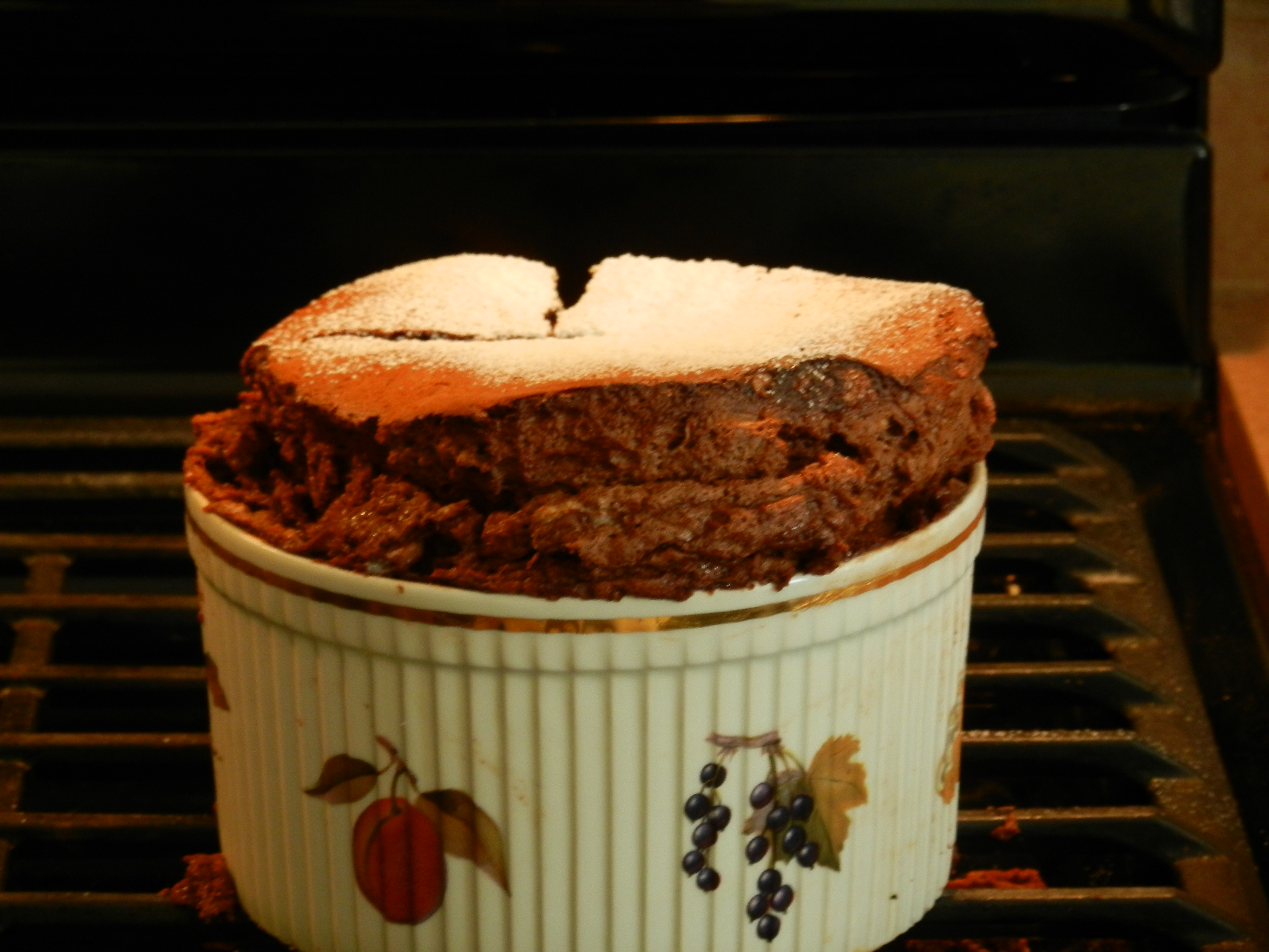 In Search of the World's Best Chocolate Soufflé | Julia, Julie & I ...
