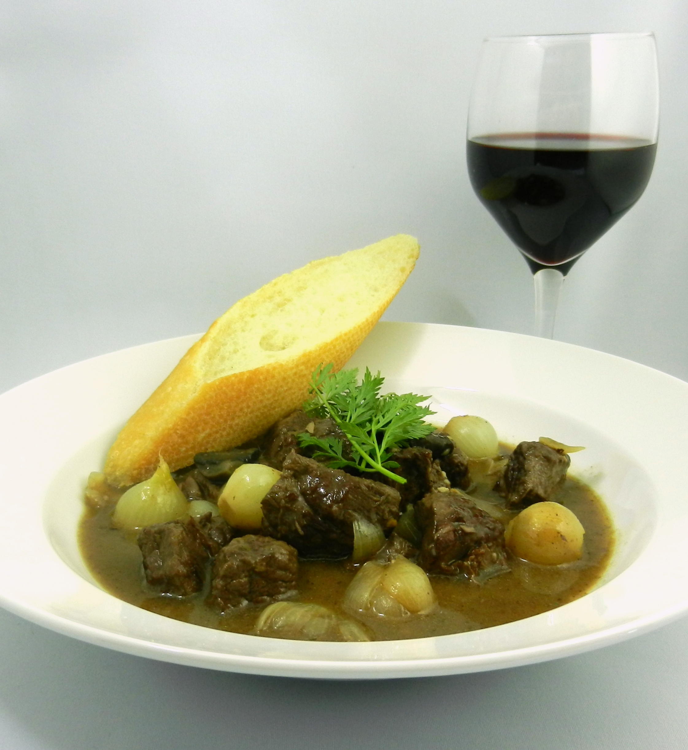 Joy of cooking beef bourguignon