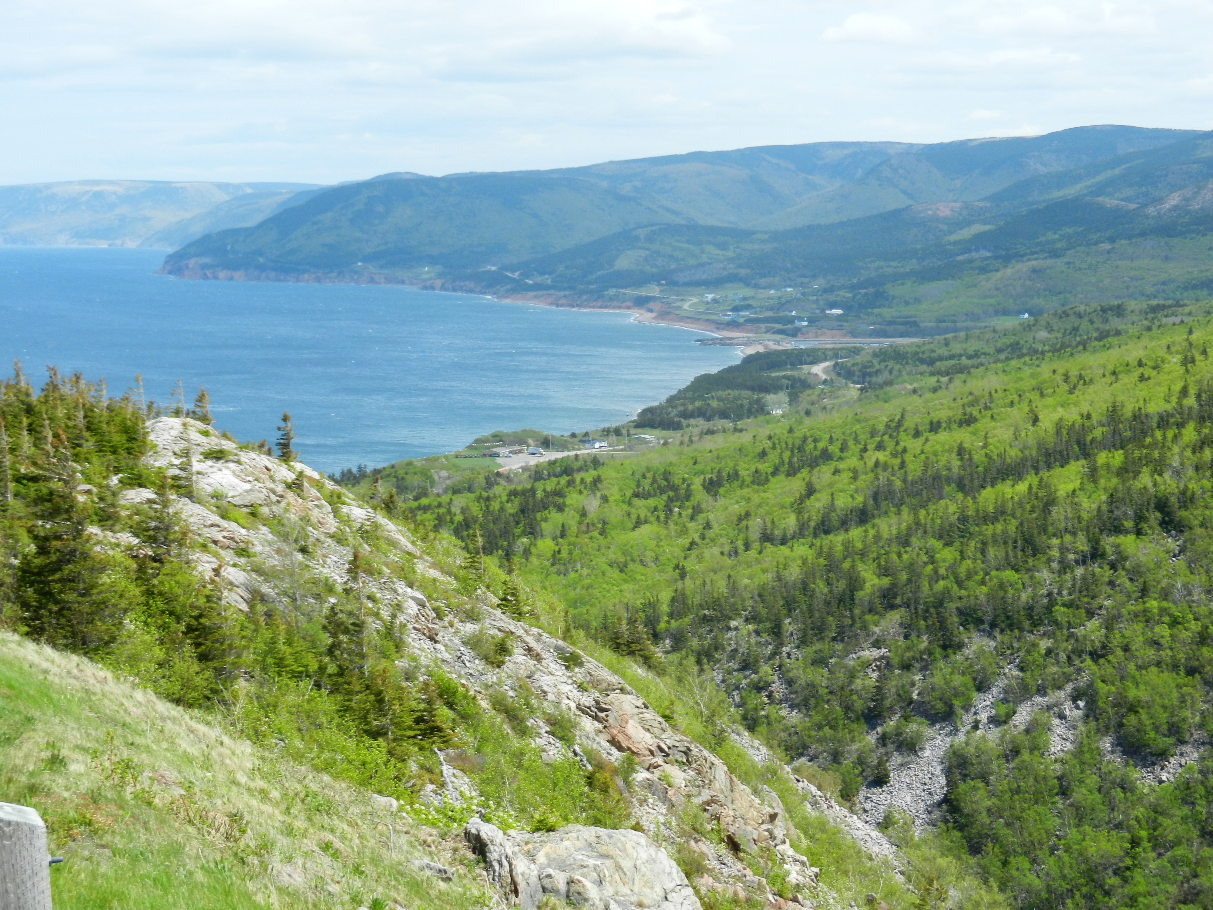 how to drive the cabot trail