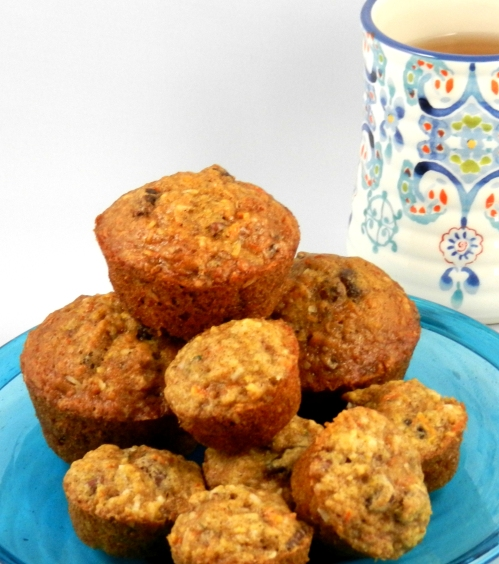 Walnut House Marvellous Muffins